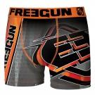 Freegun Jongens boxershort, cross orange