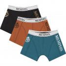 Vingino MEMPHIS DEPAY boxershorts 3-pack
