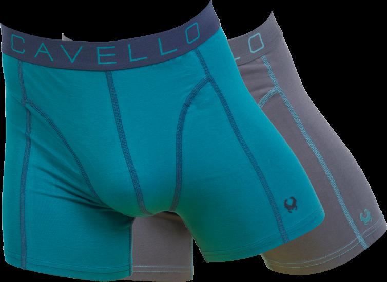 Cavello heren boxershort 2-pack 17012