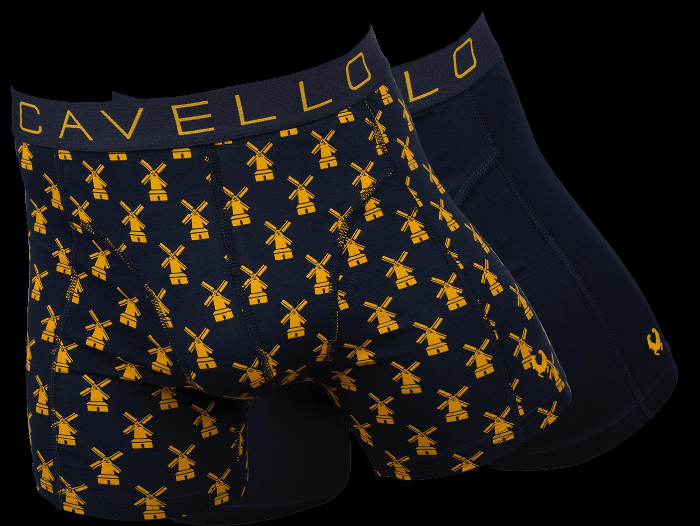 Cavello heren boxershort 2-pack 19009