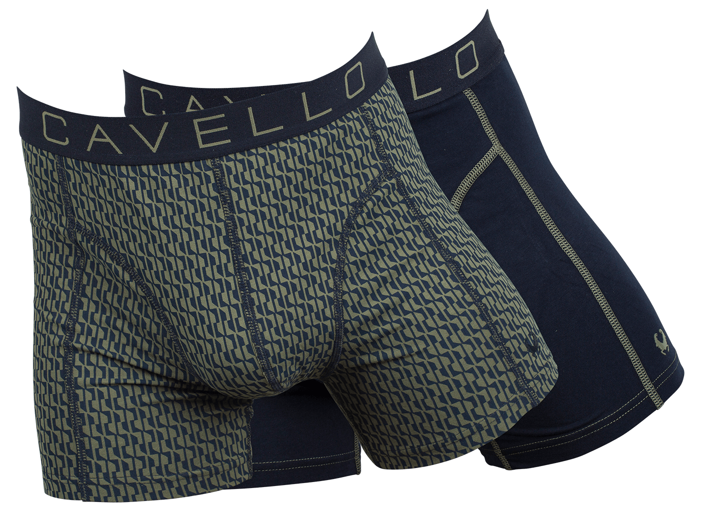 Cavello heren boxershort 2-pack 18011