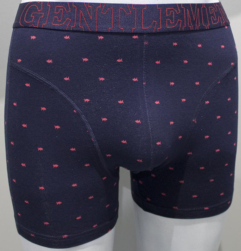 Gentlemen BB heren boxershort, Bull navy