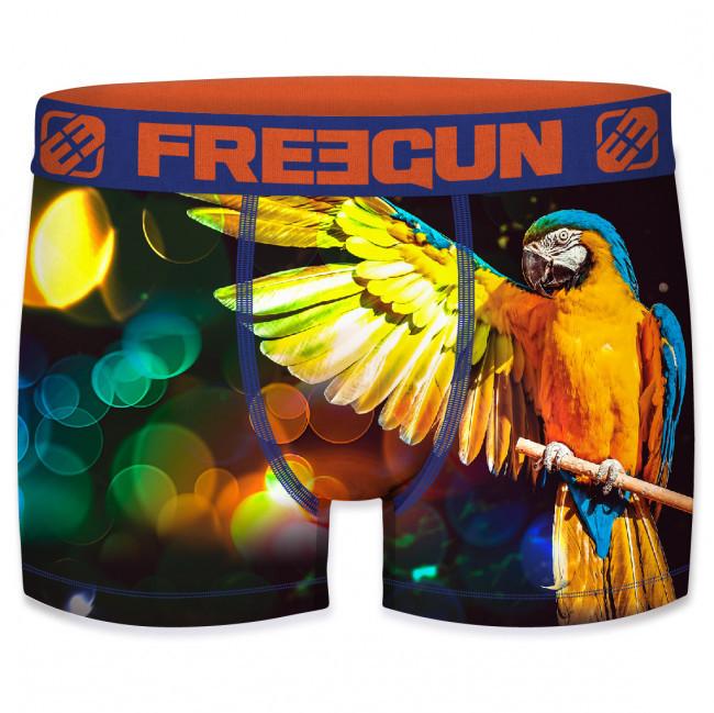 Freegun Jongens boxershort, Parrot