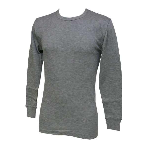 Warmste Heren Thermo shirt lange mouw.