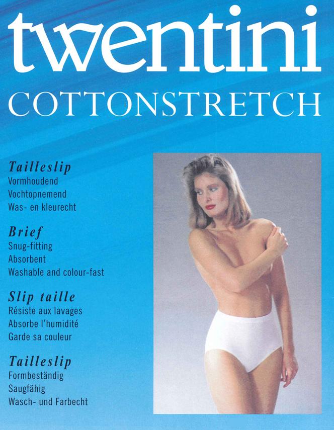 Twentiny Dames Taille-slip