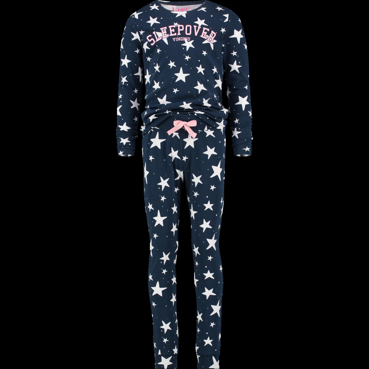 Vingino Girls Pyjama Westha Stars