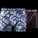 Zaccini heren boxershorts 2-pack, Butterfly