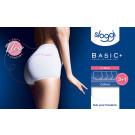 Actie! Sloggi dames slip Basic Maxi 3+1 gratis!