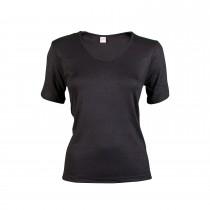 Beeren dames Thermo shirt korte mouw Zwart