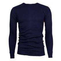 Beeren t-shirt lange mouw M3000 marine