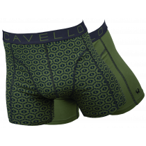 Cavello heren boxershort 2-pack 19012