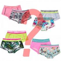 Aanbieding! Vingino Meisjes Shorts 2x2-pack maat XXS en XS.