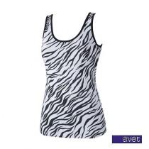 Avet dames hemdje Zebra 75273