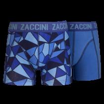 Zaccini jongens boxershorts 2-pack, Pyramide.