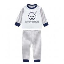 Baby pyjama Beeren DoNotDisturb (grijs)