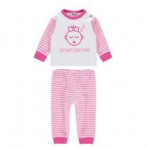 Baby pyjama Beeren DoNotDisturb (roze)