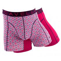 Cavello heren boxershort 2-pack 21004