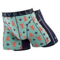 Cavello heren boxershort 2-pack 20013