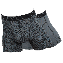 Cavello heren boxershort 2-pack 18010