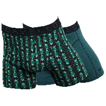 Cavello heren boxershort 2-pack 18012