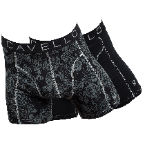 Cavello heren boxershort 2-pack 18013