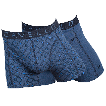 Cavello heren boxershort 2-pack 18007