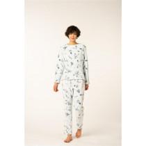 Eskimo dames pyjama/huispak Mona