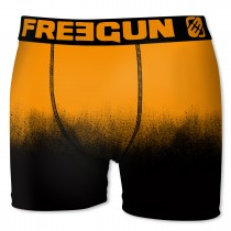 Freegun Jongens boxershort, Black-Orange