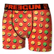 Freegun Jongens boxershort, Emoji