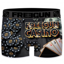 Freegun Heren boxershort. Casino