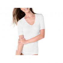 Dames Thermo onderblouse Playtex-Princesa korte mouw