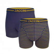 va € 14,95 Zaccini heren boxershorts 2-pack Stripes