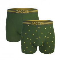 va € 14,95 Zaccini heren boxershorts 2-pack Stars