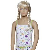 Lunatex meisjes hemd Flower