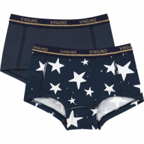Vingino Meisjes Shorts 2-pack, Shinie