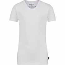 Vingino T-shirt Korte Mouw met V-neck, White