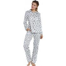 Pastunette DeLuxe dames pyjama Satin Dots 320-6