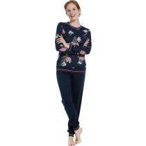 Pastunette dames pyjama Flower 103