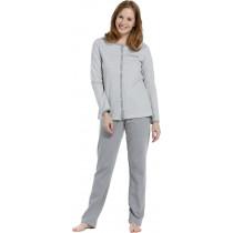 Pastunette dames pyjama dikke tricot 121