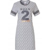 "Rebelle Dames nachthemd ""Born 2"""
