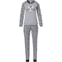 Rebelle dames pyjama Cat 414