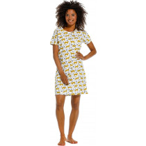 "Rebelle Nachthemd KM ""Cheetah"" 405-2"