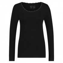 RJ dames thermo onderblouse lange mouw, Lace