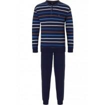 Robson heren pyjama 705 Navy