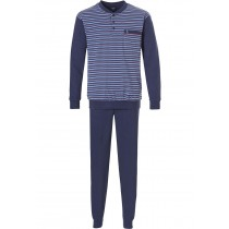 Robson heren pyjama 705 Stripe
