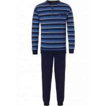 Robson heren pyjama 707 Blue