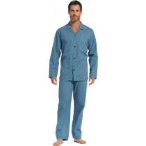Heren Pyjama Robson 701-6-514, Poplin