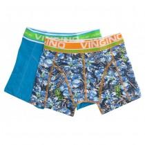 Vingino Jongens boxershorts 2-pack, Tropics