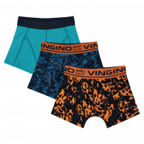 Vingino Jongens boxershorts 3-pack, Jungle