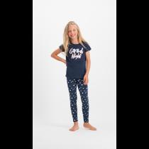 Vingino Girls Pyjama Wida Navy